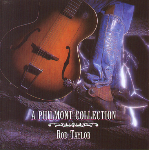 A Philmont Collection - Rod Taylor -- CD cover