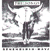 Philsongs - Remembered Days --  cover